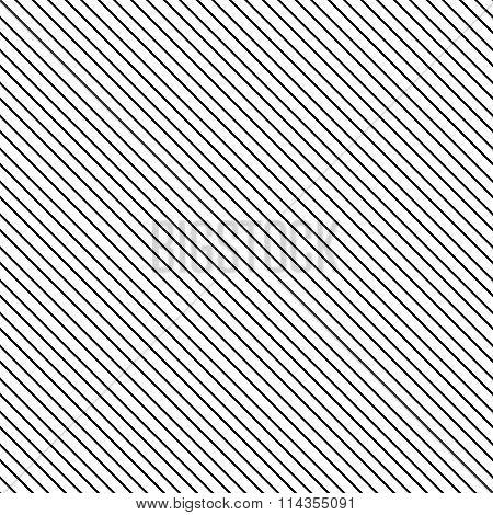 Diagonal stripe seamless pattern.