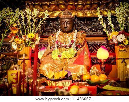Siddhartha Gautama Buddha Sculpture
