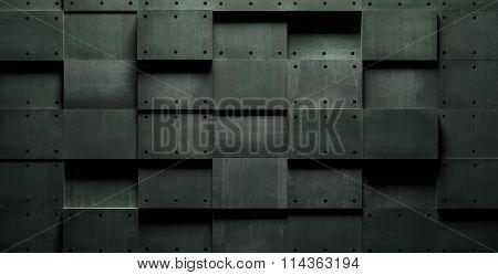 Dark Horror-Style Grungy Background