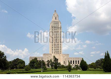 Louisiana State Capitol Baton Rouge