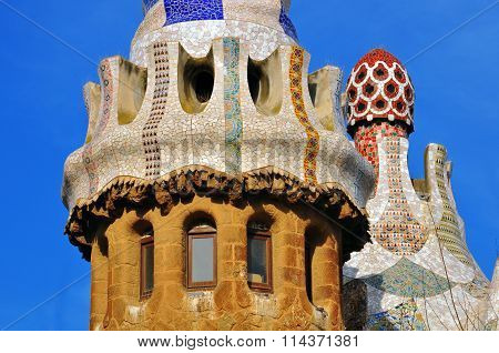 Architectural Background, Barcelona