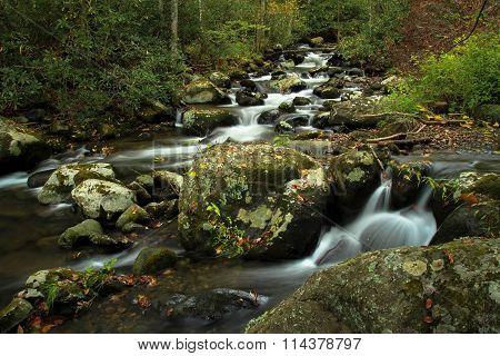 Converging Creeks
