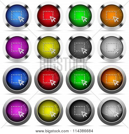 Drag Button Set