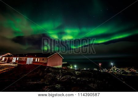 Greenlandic Northern Lights