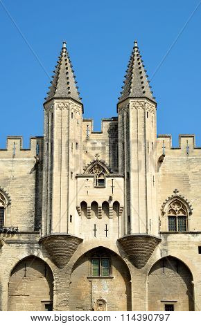 Palais des Papes in Avignon