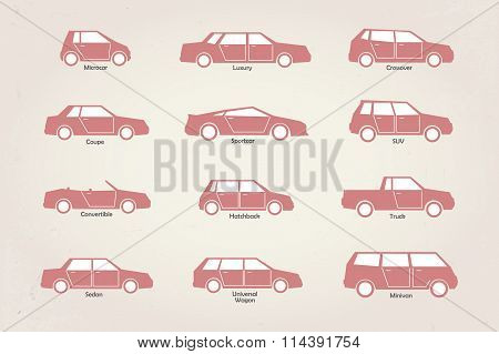 car body types