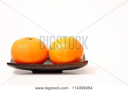 Orange For Chinese New Year