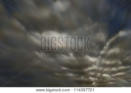 Cloudscape Drama