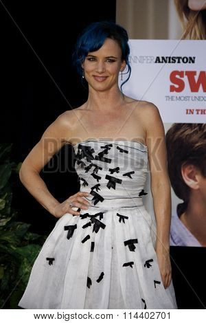 Juliette Lewis at the Los Angeles Premiere of