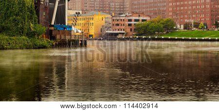 Misty River Cleveland