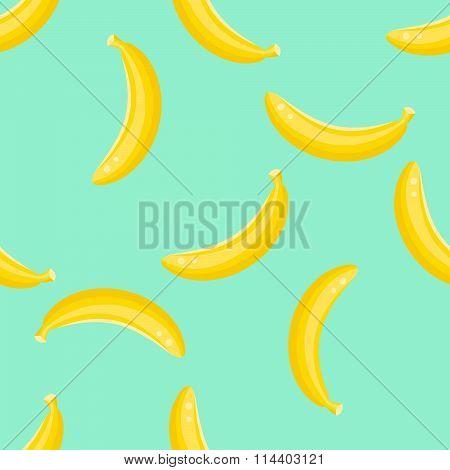 Banana fruit pattern.