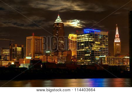 Cleveland Moonscape
