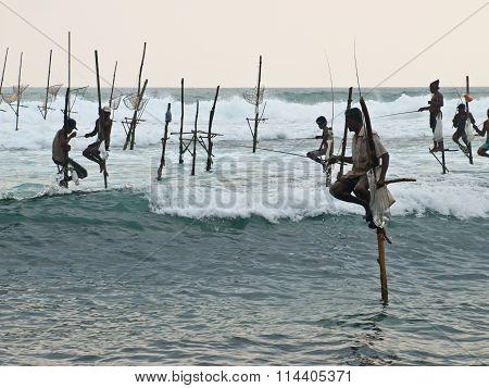Local fishermen