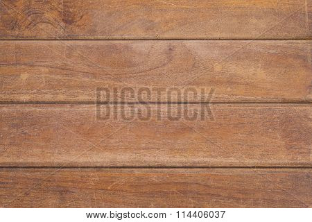 Teak Wooden Wall Texture For Background