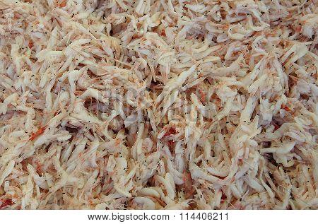 Salted Fermented Shrimps
