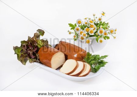 Cheese And Camomiles