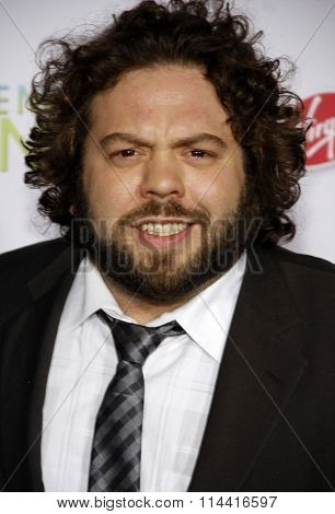 HOLLYWOOD, CALIFORNIA - March 2, 2011. Dan Fogler at the Los Angeles premiere of