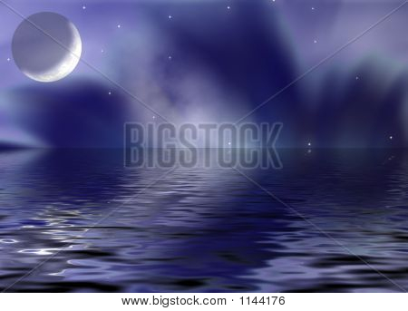 Reflection Moon_Fantastic
