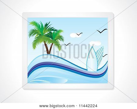 Abstract Image Icon
