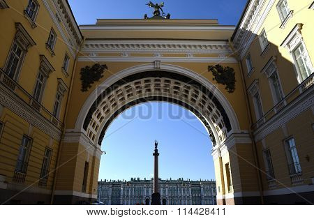 The Views Of St. Petersburg