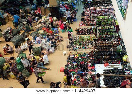 Asian indoor market