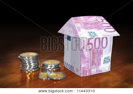 Paying A House