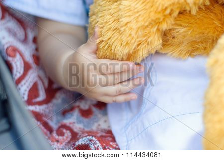 Small Child's Hand