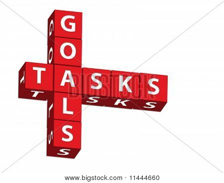 Goals And Tasks