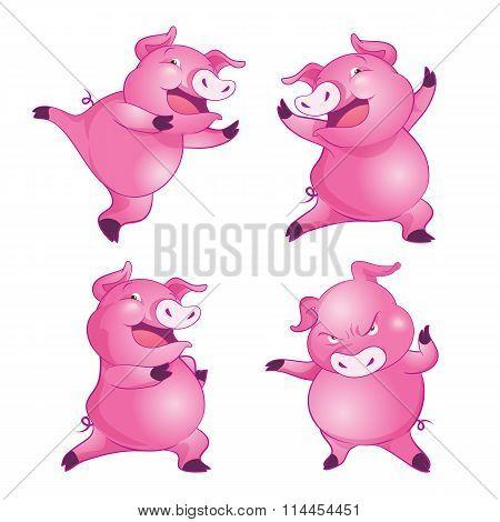 Cute Pig C