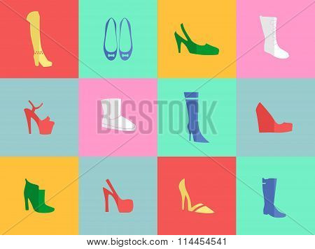 The Shoes Icons