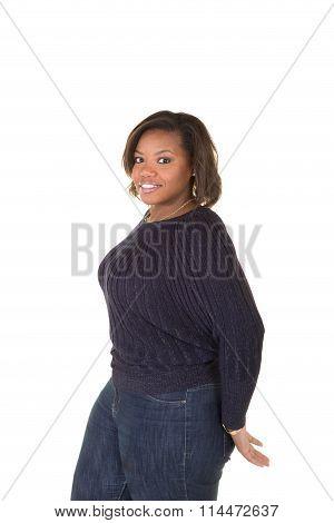 Attractive single woman