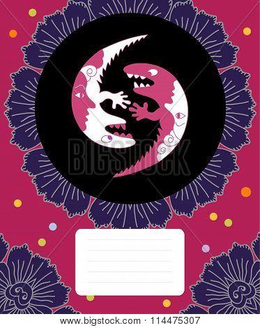 Copybook Cover 9