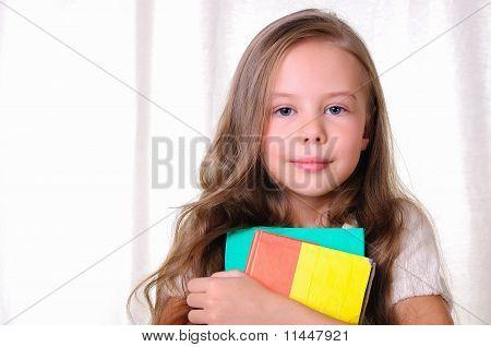 Retrato de una joven hermosa