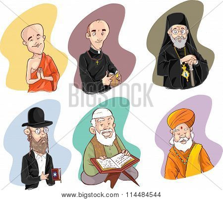 People of different religion