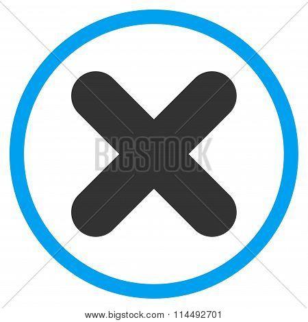 Cancel Flat Icon
