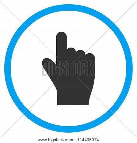 Up Index Finger Icon