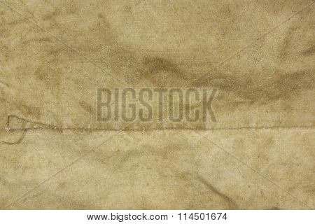 Weathered Faded Military Army  Hhaki Camouflage Background Texture