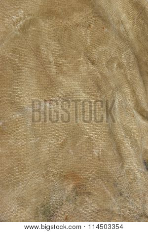 Weathered Faded Military Army  Khaki Camouflage Background Texture