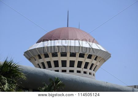 Dome of Malaysia Putra University Mosque