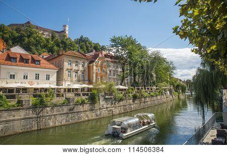 Ljubljana, center, Slovenia