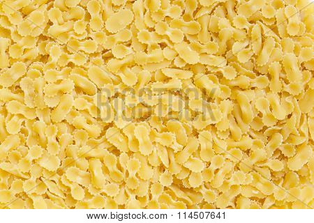 Organic wheat durum Italian pasta - background.