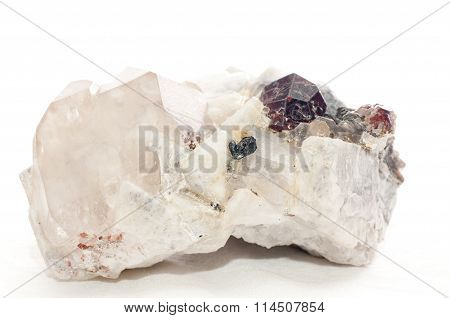 Spessartine Garnet Crystal