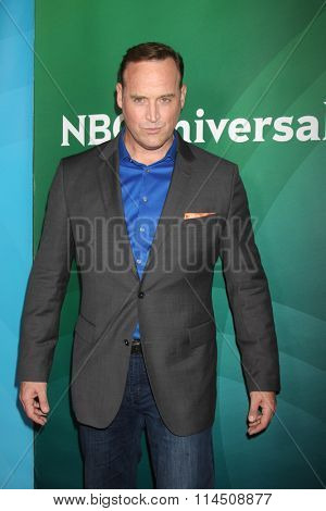LOS ANGELES - JAN 14:  Matt Iseman at the NBCUniversal Cable TCA Press Day Winter 2016 at the Langham Huntington Hotel on January 14, 2016 in Pasadena, CA