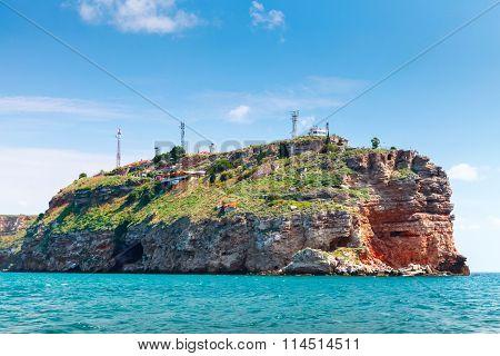 Kaliakra, Headland In Southern Dobruja Region Of Bulgaria