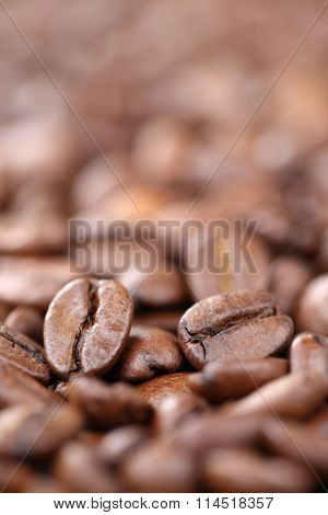 Coffee Beans With Copy Space Copyspace