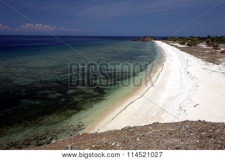 Asia East Timor Timor Leste Dili Dollar Beach