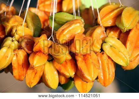 Asia East Timor Timor Leste Dili Market Fruit