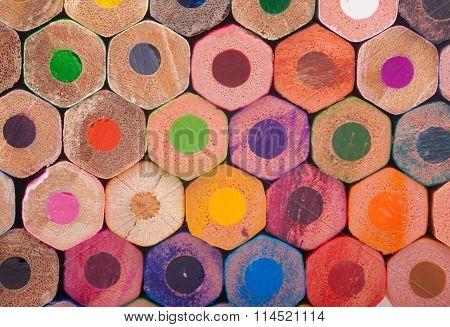 back color pencils