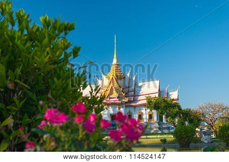 Wat Nonekum Temple Place Of Destination In Thailand