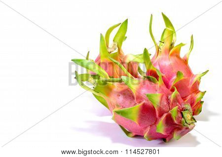 Two Dragon Fruit